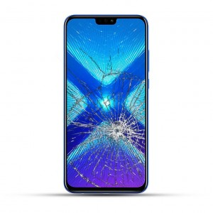 Huawei Honor 8x Reparatur Dispay Touchscreen Glas