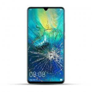 Huawei Mate 20 X Reparatur Dispay Touchscreen Glas