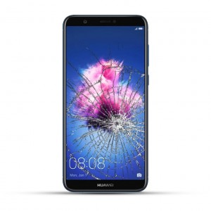 Huawei P Smart Reparatur Dispay Touchscreen Glas