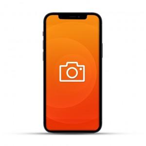 Apple iPhone 12 & 12 mini & 12 Pro & 12 Pro Max Reparatur Kamera (Front / Back) Schwarz