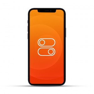 Apple iPhone 12 & 12 mini & 12 Pro & 12 Pro Max Reparatur Laut- / Leise Schalter oder Ein- / Aus Schalter