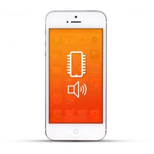 Apple iPhone 5s Reparatur Audio IC