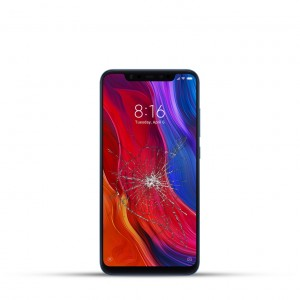 Xiaomi Mi 8 / 8 Lite Reparatur Touchscreen Display LCD