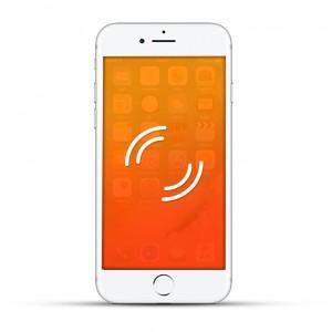 Apple iPhone 7 Reparatur Vibrationsalarm Weiss