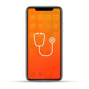iPhone XR Diagnose