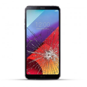 LG G6 Reparatur LCD Touchscreen Display LCD schwarz
