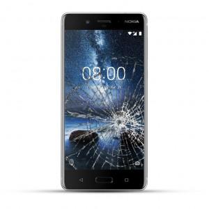 Nokia 8 Reparatur LCD Dispay Touchscreen