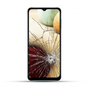 Samsung A12 Reparatur Display Touchscreen + LCD