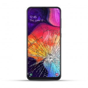 Samsung A50 Reparatur Display Touchscreen + LCD