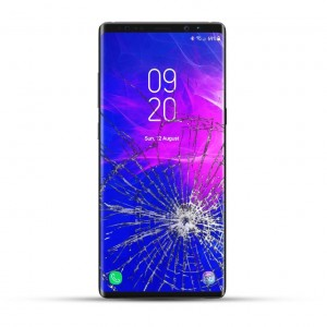 Samsung Note 9 DUOS Reparatur LCD Dispay Touchscreen