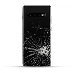 Samsung Galaxy S10 Backcover Austausch