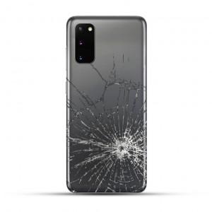 Samsung Galaxy S20 Backcover Austausch