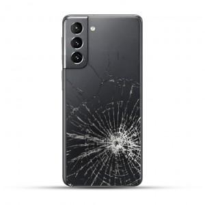 Samsung Galaxy S21 / S21 Plus Backcover Austausch