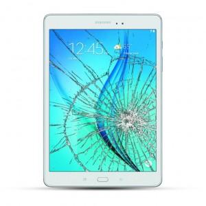 Samsung Tab A 9.7 Reparatur LCD Dispay Touchscreen