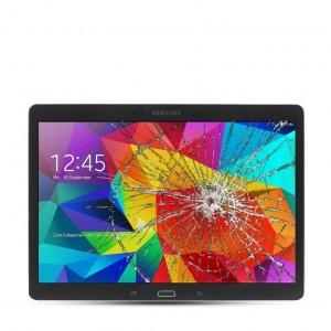 Samsung Tab S 10.5 Reparatur LCD Dispay Touchscreen