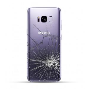 Samsung Galaxy S8 Backcover violett