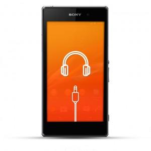 Sony Xperia Z1 Reparatur Kopfhörerbuchse