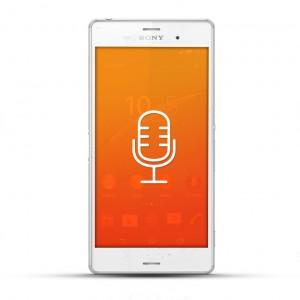 Sony Xperia Z3 Reparatur Mikrofon