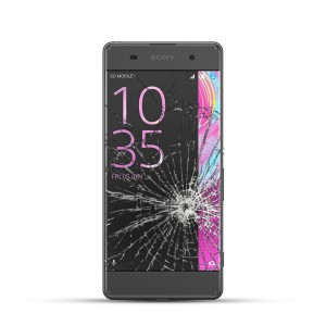 Sony Xperia XA Ultra F3211 Reparatur LCD Display Touchscreen