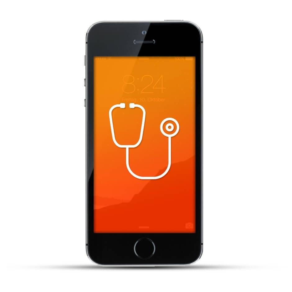 apple iphone 5s reparatur diagnose service4handys. Black Bedroom Furniture Sets. Home Design Ideas