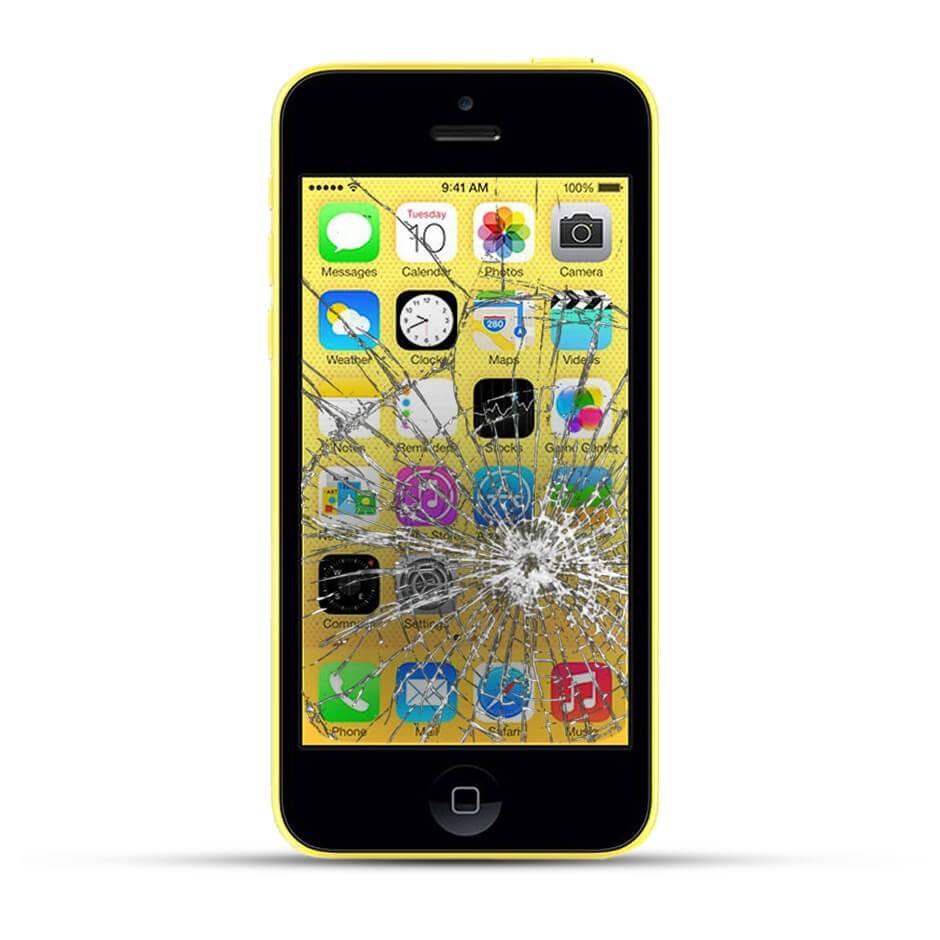 Iphone  Screen Austauschen