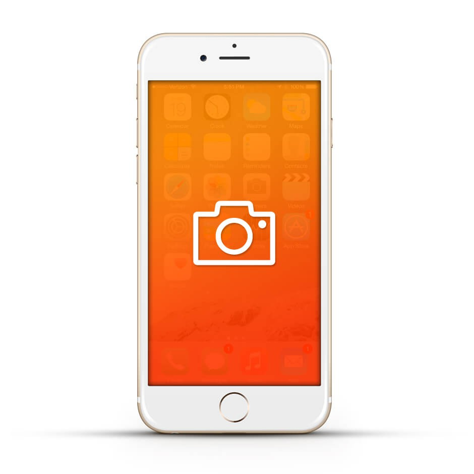 Iphone se kamera reparatur