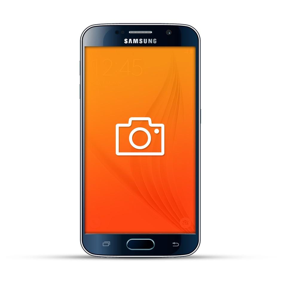 samsung galaxy s6 reparatur kamera service4handys. Black Bedroom Furniture Sets. Home Design Ideas