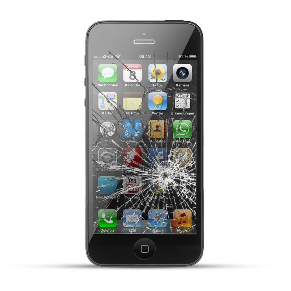 Apple iphone reparatur display