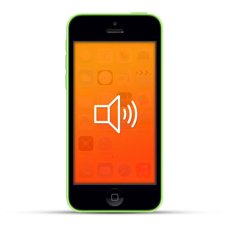 apple iphone 5c reparatur lautsprecher service4handys. Black Bedroom Furniture Sets. Home Design Ideas