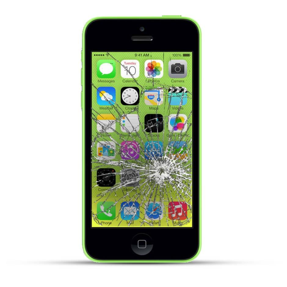 Iphone  Touchscreen Reparatur