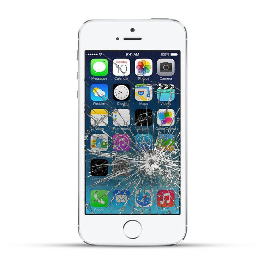 apple iphone 5s reparatur lcd display touchscreen glas. Black Bedroom Furniture Sets. Home Design Ideas